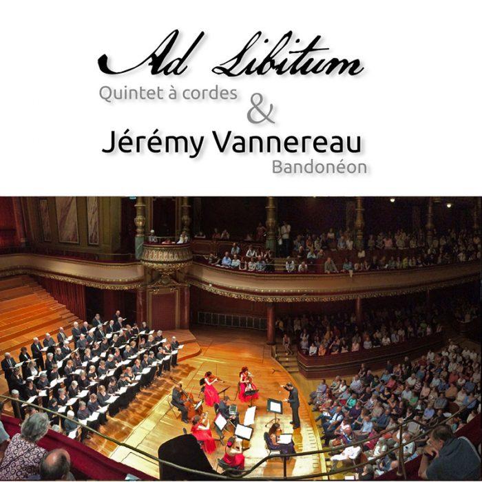 Concert «Ad Libitum» autour du tango