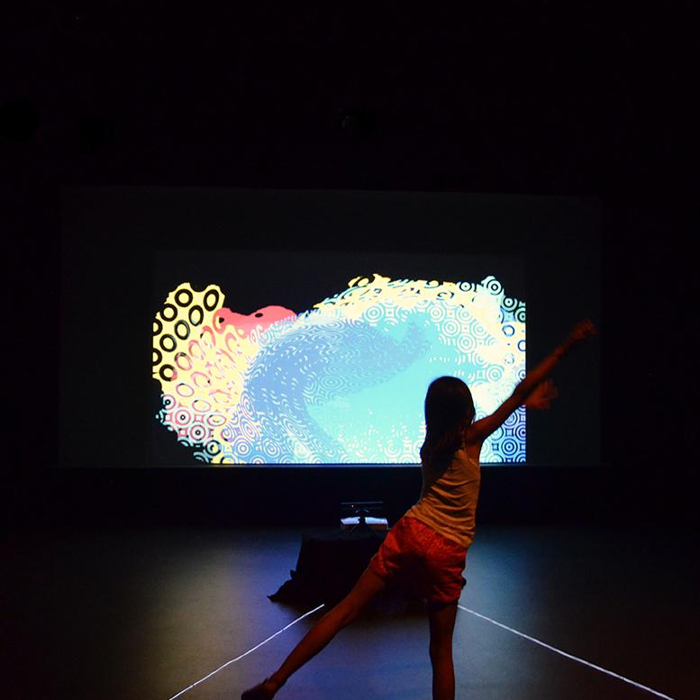 Retour sur la résidence de Damien Traversaz – arts numériques
